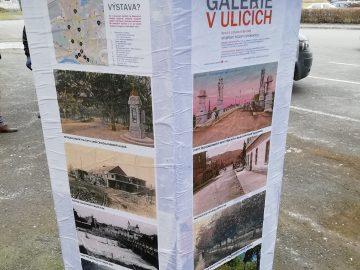 Galerie v ulicích města / fotogalerie / Galerie v ulicích města, foto: Kateřina Macháňová
