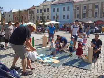 Oslavy města Hranice / fotogalerie / Oslavy města, foto: MKZ Hranice