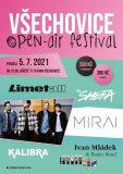 Všechovice OPEN-AIR festival 2021