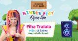 Kinder Fest Open Air Hranice