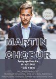 Koncert Martina Chodúra