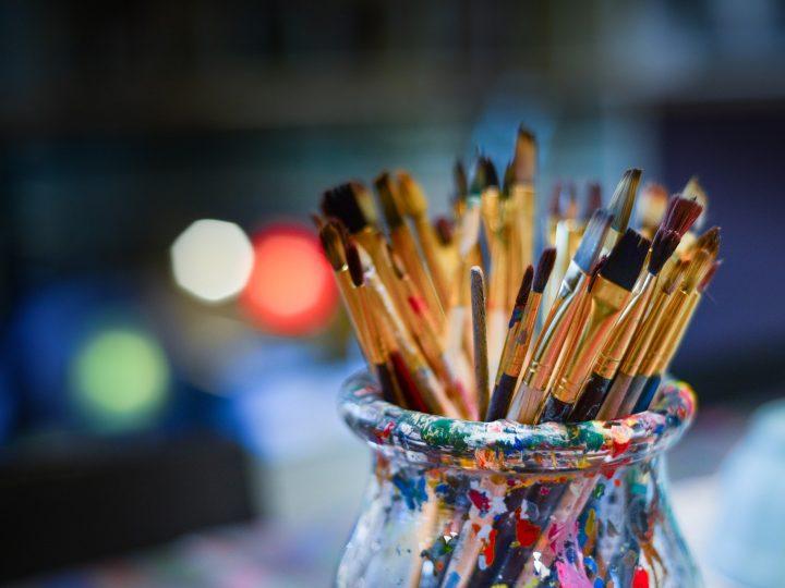Vernisáž: Třetí salon výtvarníků