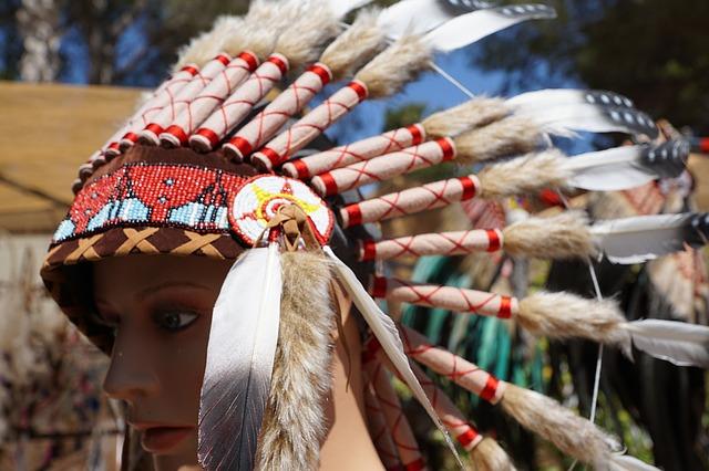 Indiánský den