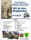 650 let obce Hrabůvka