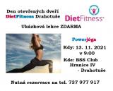 Den otevřených dveří DietFitness Drahotuše