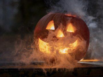 Halloween na Loděnici