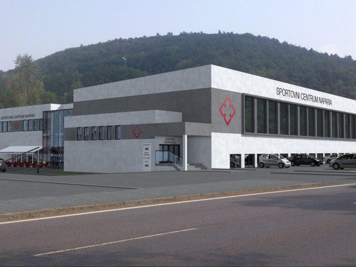 Sportovní centrum Naparia